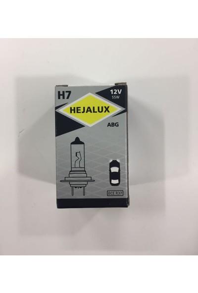 Hejalux H7 12V 55W Far Ampülü