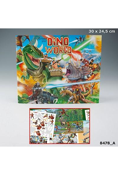 Depesche Dinozor Dünyası Boyama Kitabı