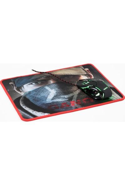 Gang GMP-01 35x25 cm Oyuncu Mouse Pad