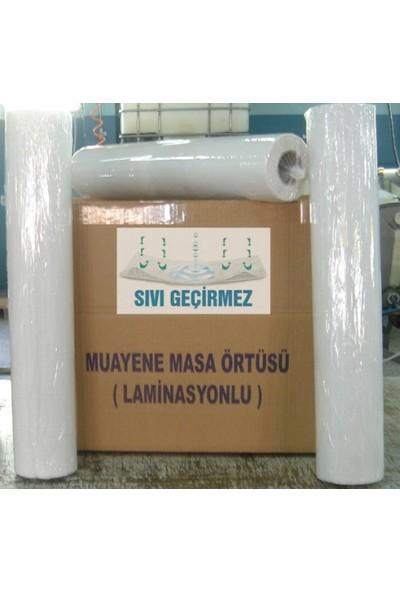 Lami Muayene Masa Örtüsü Sıvı Geçirmez 50Cm*50