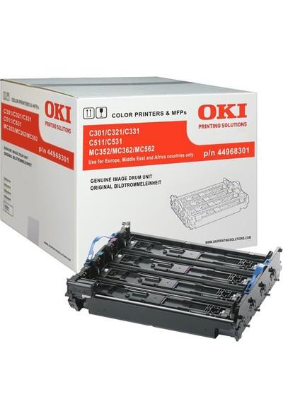 Oki C-301-321-331-332-511-531 30K Drum (44968301)