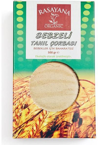 Rasayana Organik Tahıl Çorbası Karışımı - Bebek 500 Gr.