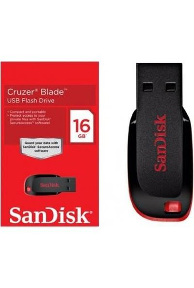 Sandisk 16 GB Flash Bellek