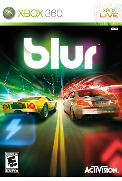 Blur Xbox 360