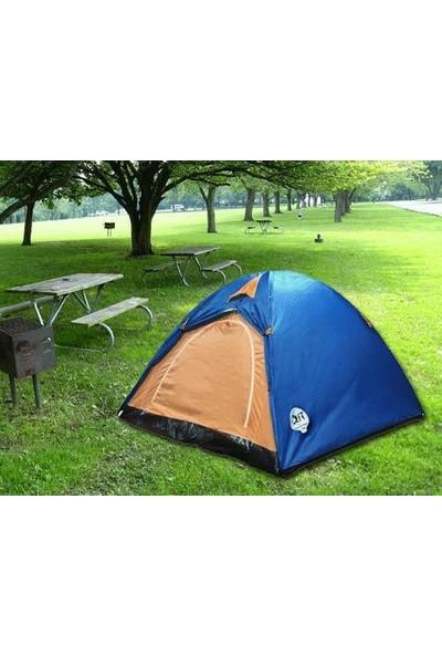 Anka 4 Kişilik Kolay Kurulumlu Kamp Çadırı