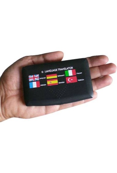 Anka Elektronik Sözlük (6 Dilde Çeviri)