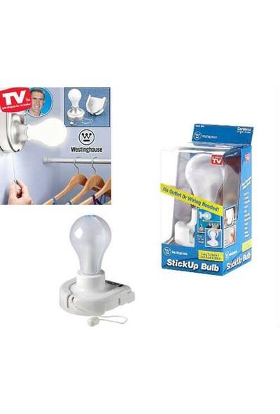 Anka Stick Up Bulb Pilli Led Ampül