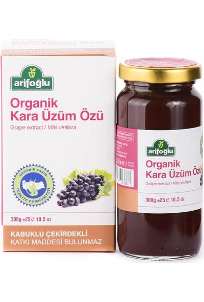 Arifoğlu Organik Kara Üzüm Özü 300g