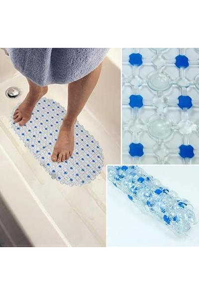 Anka Çok Amaçlı Banyo İçin Kaydırmaz Paspas (63X36Cm)