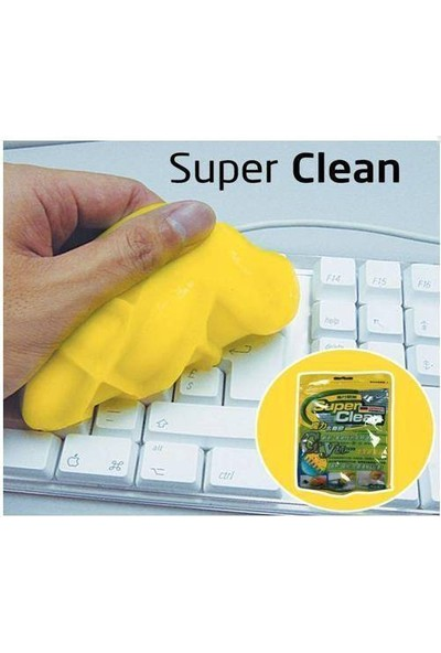 Anka Çok Amaçlı Temizlik Hamuru Super Clean