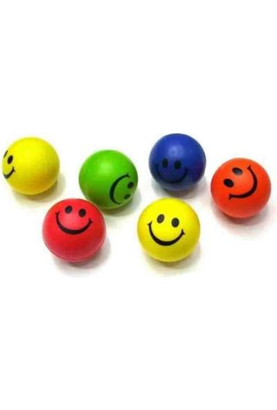 Anka Gülen Yüz - Smiley Stres Topu