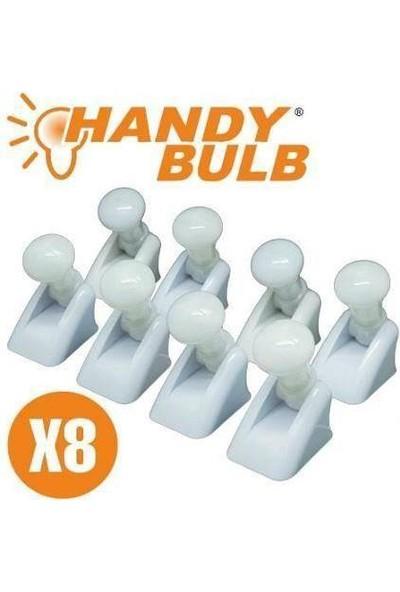 Anka Handy Bulb Ayarlanabilir Led Ampül 8 Adet
