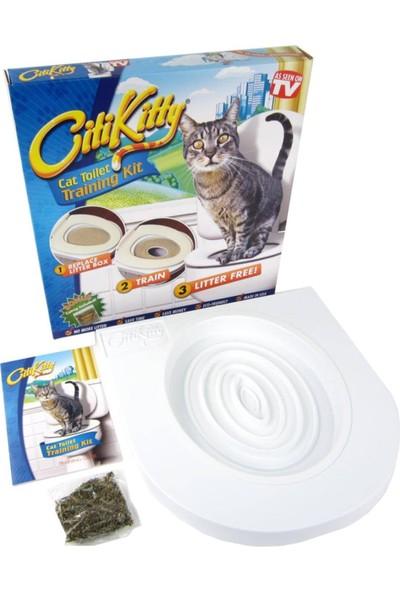Anka Kedi Tuvalet Eğitim Seti Citi Kitty