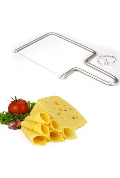 Anka Pratik Paslanmaz Peynir Dilimleyici