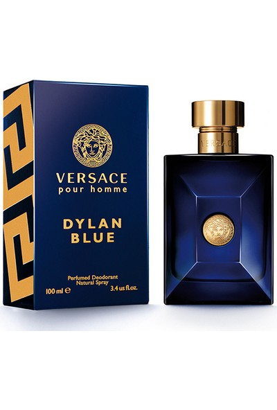 Versace Dylan Blue Deodorant Spray 100 Ml