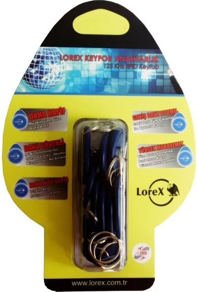 Lorex 10'lu Keyfob Anahtarlık