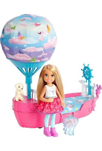 Barbie Chelseanin Sihirli Kayığı DWP59