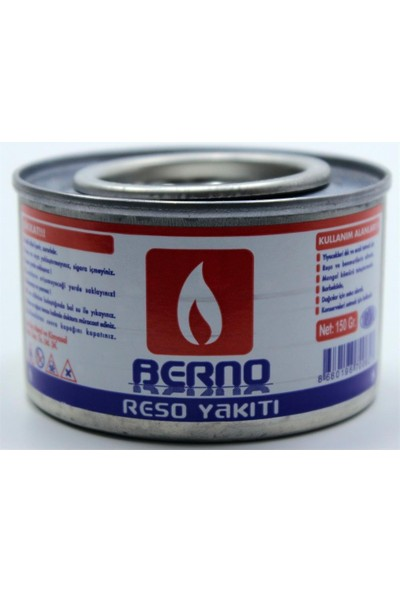 Berno Jel Yakıt 200 Ml 090737