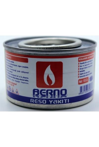 Berno 6'lı Paket Jel Yakıt 200 Ml 090737