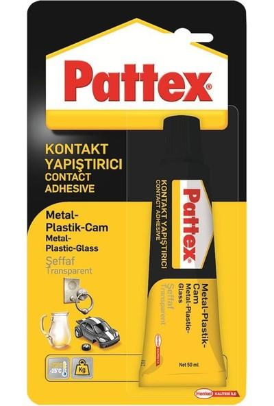 Pattex 6'lı Paket Metal Plastik Cam Özel Performanslı Yapıştırıcı 103116