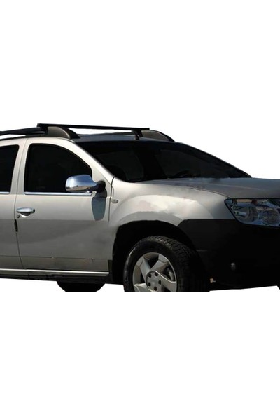 ArabamSekil Dacia Duster Cam Çıtası 4 Parça Paslanmaz Çelik 2010-2017