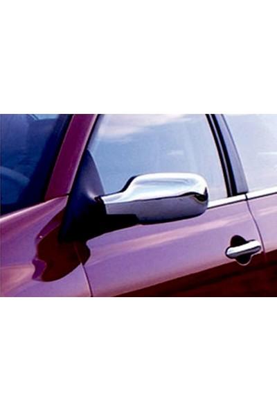 Spider Renault Megane Iı Ayna Kapağı 2 Parça Abs Krom 2003-2008 Modeller