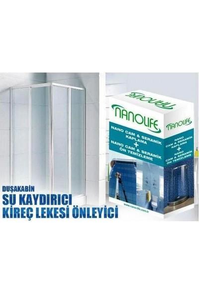 Nanolife Nanoteknolojik Duşakabin Su Kaydırıcı 2 Yıl Etkili 091764