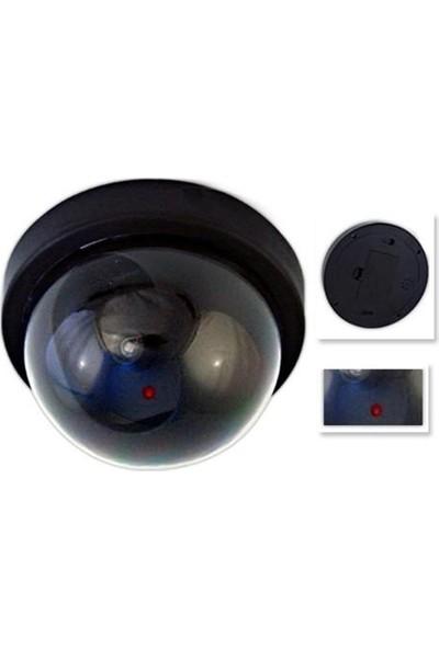 Domesafe 6'lı Paket Hareket Sensörlü Caydırıcı Güvenlik Kamerası 090235