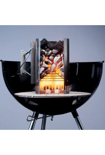 Weber Kömür Ateşleme Bacası