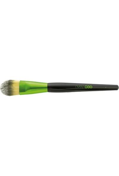 Nvey Eco Organik Fondöten Fırçası