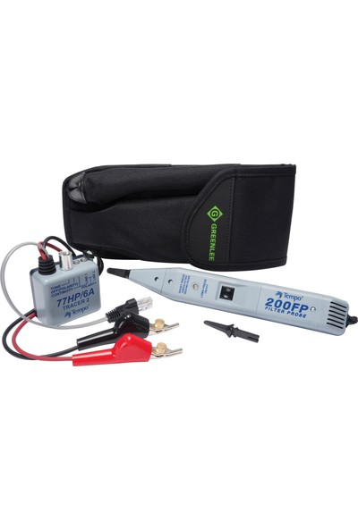Greenlee 801K Filtreli Kablo Bulucu