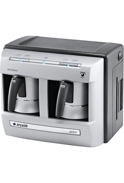 Arçelik K3190 Alüminyum Türk Kahve Makinesi