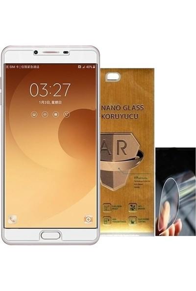 KılıfShop Samsung Galaxy C9 Pro Nano Ekran Koruyucu