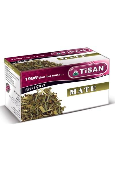 Tisan Mate Yaprağı Çayı