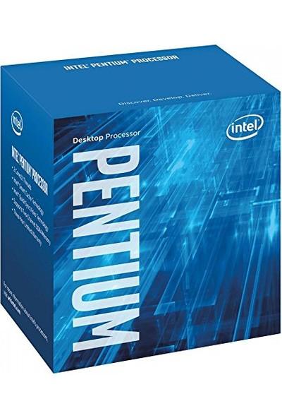 Intel Boxed Pentium G4560 3.5GHz 3MB Cache LGA1151 İşlemci