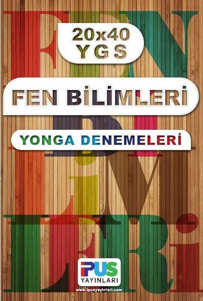 İpus Yayınları Ygs Fen Bilimleri Yonga Denemeleri