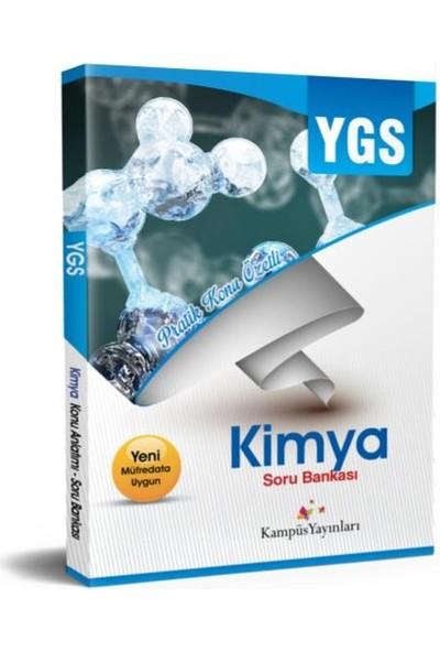 Kampüs YGS Kimya Soru Bankası
