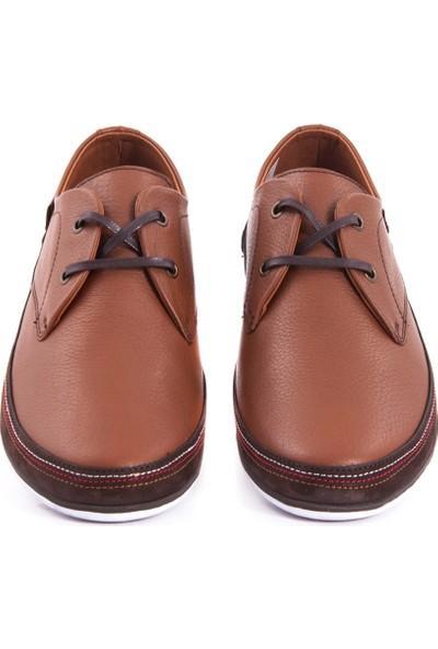 Kemal Tanca Erkek Casual Ayakkabı Taba