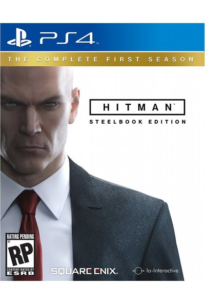 Hitman The Complete First Season PS4 Oyun