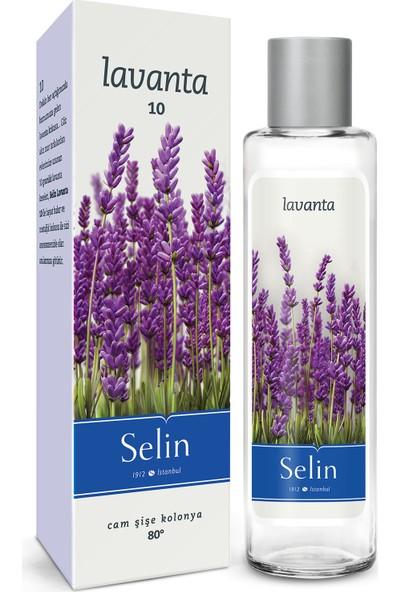 Selin Parfümlü Kolonya Lavanta 180 ml