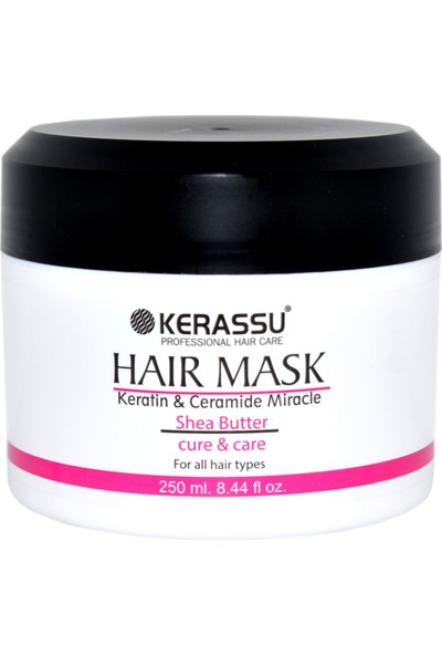 Kerassu Keratinli Saç Bakım Maskesi 250 ml