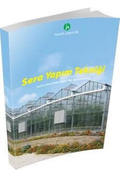 Hasad Sera Yapım Tekniği Kitabı