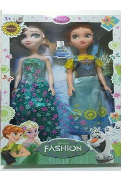 Disney Frozen Bebek Takımı