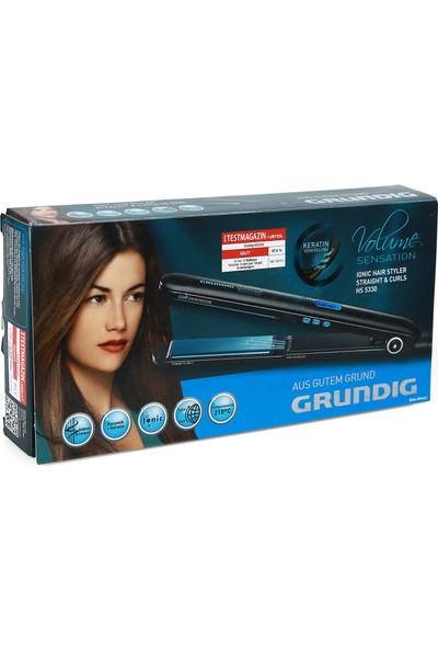 Grundig HS 5330 Seramik Keratin Kaplama İyonik Fonksiyonlu Saç Düzleştirici