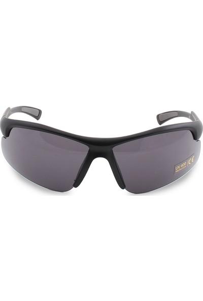 Plus Bisiklet Gözlüğü Mat Siyah Çerçeve