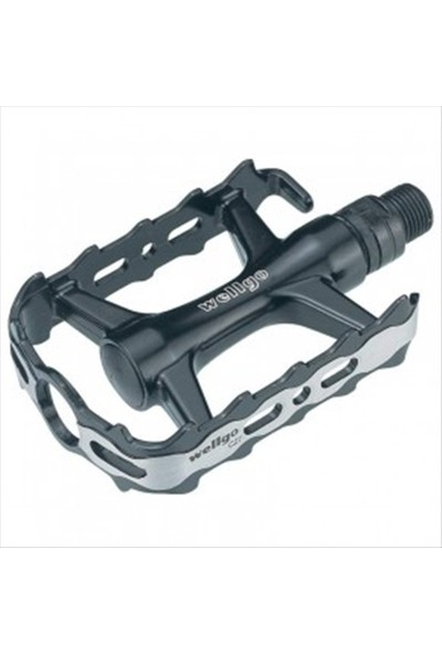 Wellgo Alüminyum Trekking Rulmanlı Pedal Lu-C27Gb