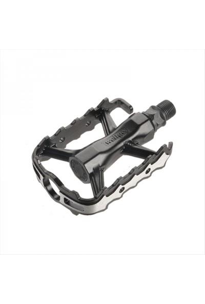 Wellgo Alüminyum Trekking Bilyalı Pedal M224G