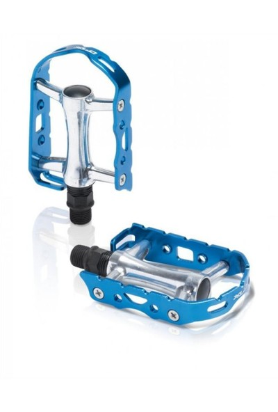 Xlc Mtb / Trekking Alüminyum Pedal Mavi