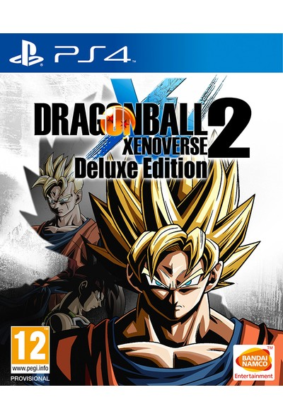 Namco Bandai Ps4 Dragon Ball Xenoverse 2 Deluxe Edt.