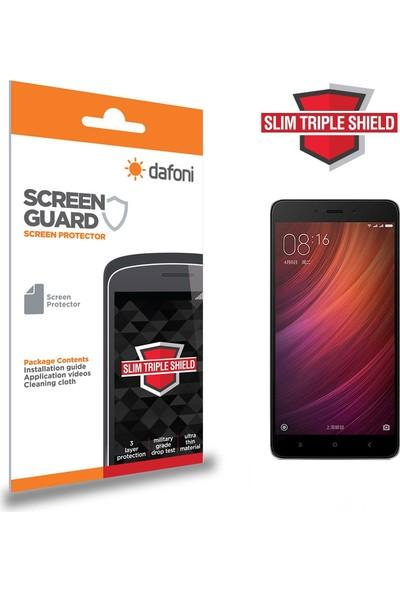 Dafoni Xiaomi Redmi Note 4 Slim Triple Shield Ekran Koruyucu